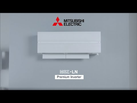 Mitsubishi Electric Air Conditioning MSZ-SF35VE Wall