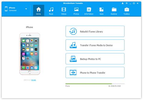 iOS & Android Manager: A Must-Have Phone Transfer