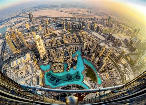 148 floors in the sky: The view from the Burj Khalifa - CNET