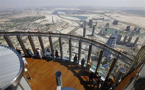 Burj Khalifa's New Viewing Deck is the Highest in the