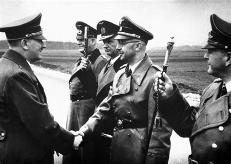 Top Nazi Heinrich Himmler's letters published by newspaper